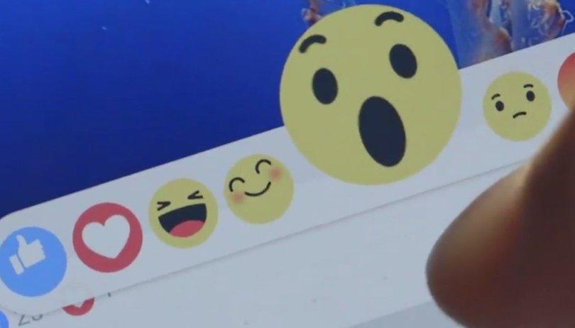 Facebook Reactions: Mehr als nur ein Like-Button