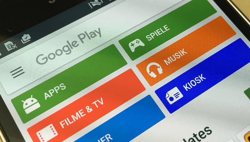 Spot an! Werbe-Hinweis wird auf alle Apps im Play Store ausgeweitet
