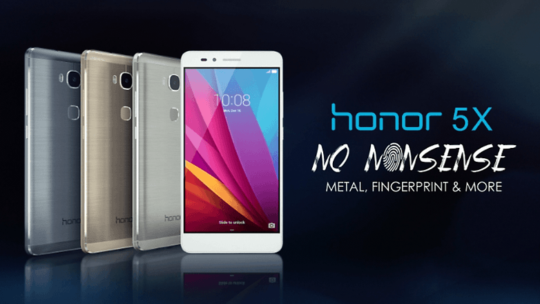 honor 5x ces 2016