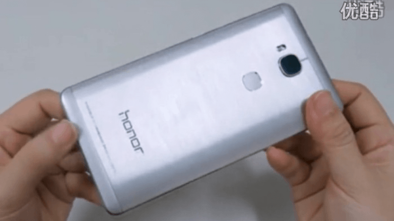 honor 7 plus leak
