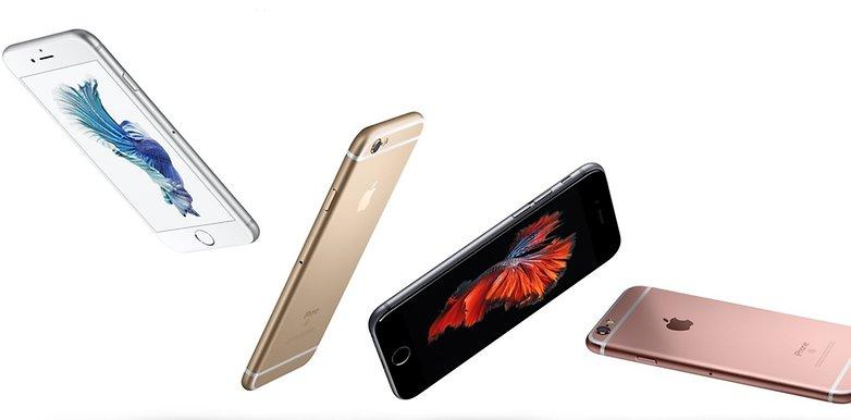 iphone 6s farbvarianten
