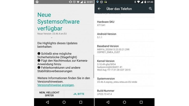 moto g 2015 stagefright patch
