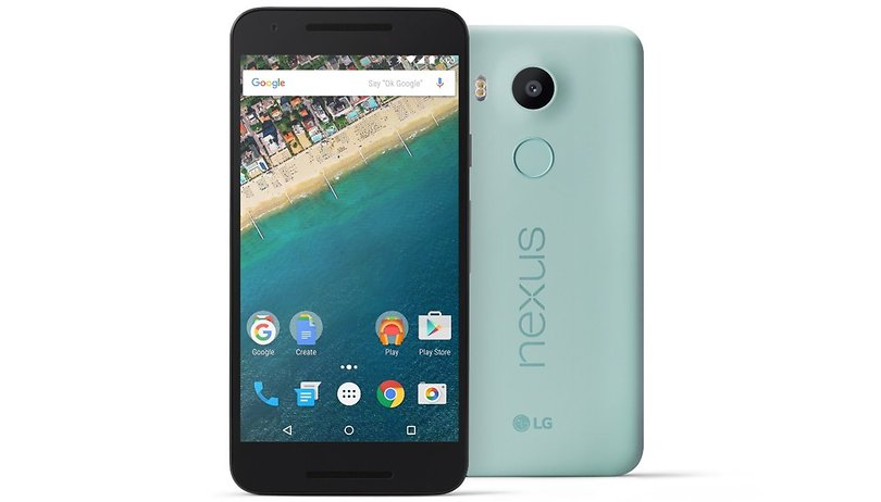 Les meilleures alternatives du Google Nexus 5X