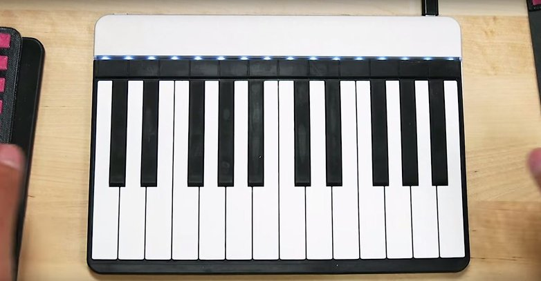 piano morph