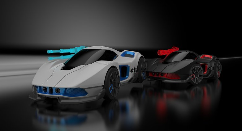 rev cars