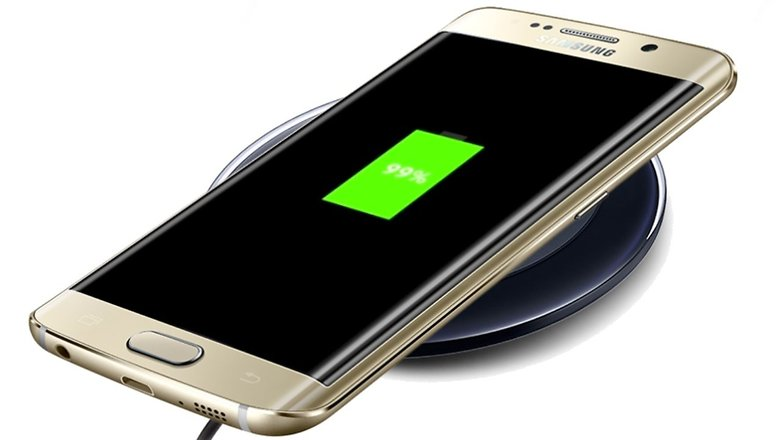 s6 wireless charging