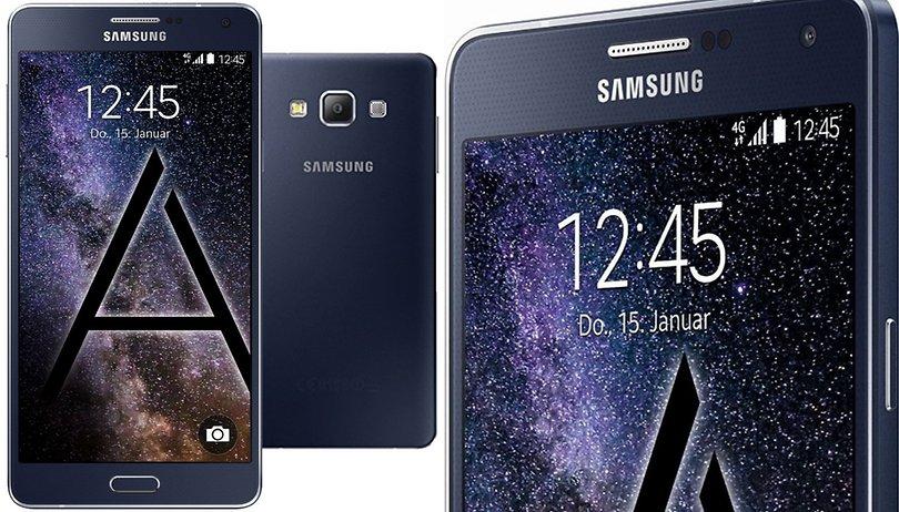 Samsung Galaxy A7 (2016): Die neue A-Serie im Anmarsch