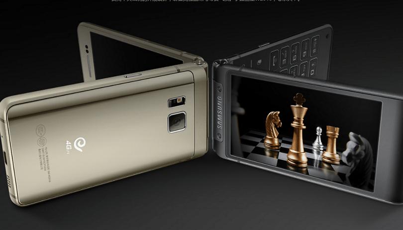 Samsung Galaxy Golden 3: Galaxy S6 als Klapphandy