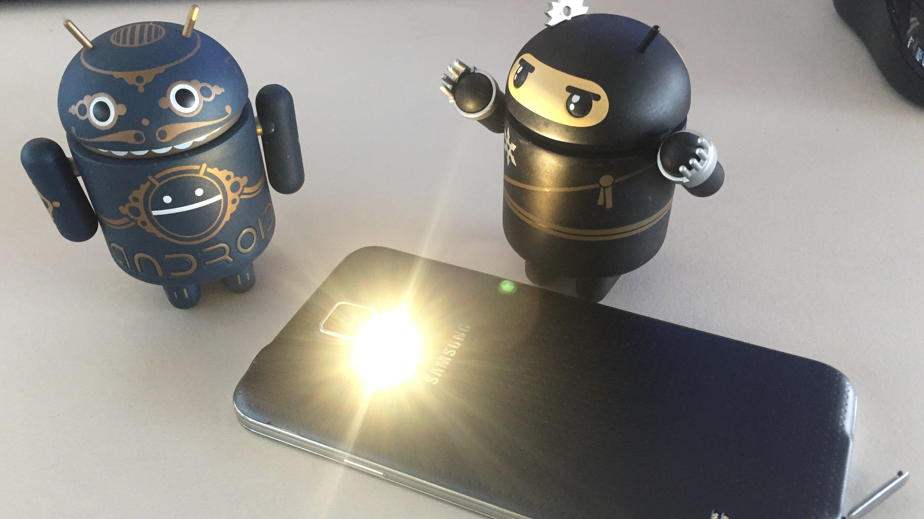 So leuchtet das Smartphone auf, wenn jemand anruft