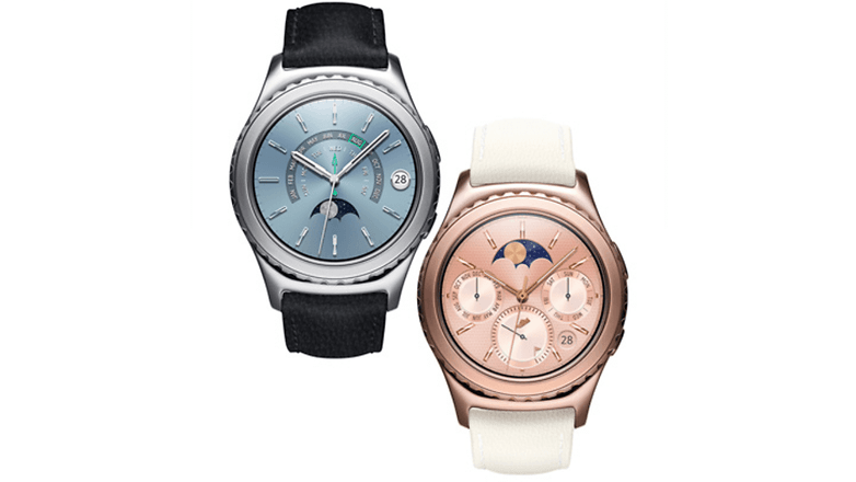 samsung gear s2 luxury models