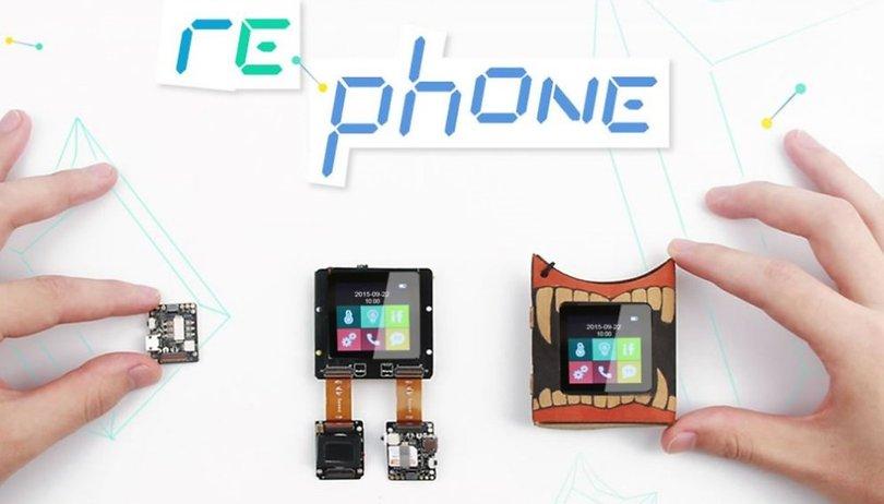 Dieses Origami-Smartphone macht Euch zum Erfinder