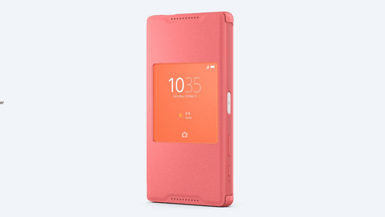 sony xperia z5 compact smart cover