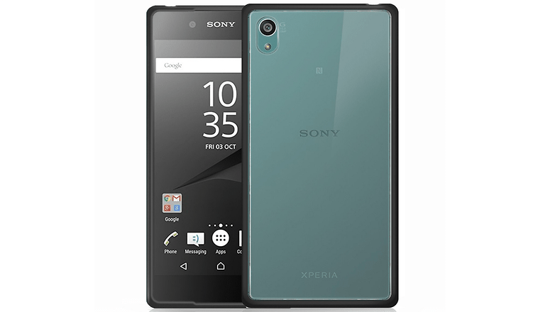 sony xperia z5 orzly fusion bumper