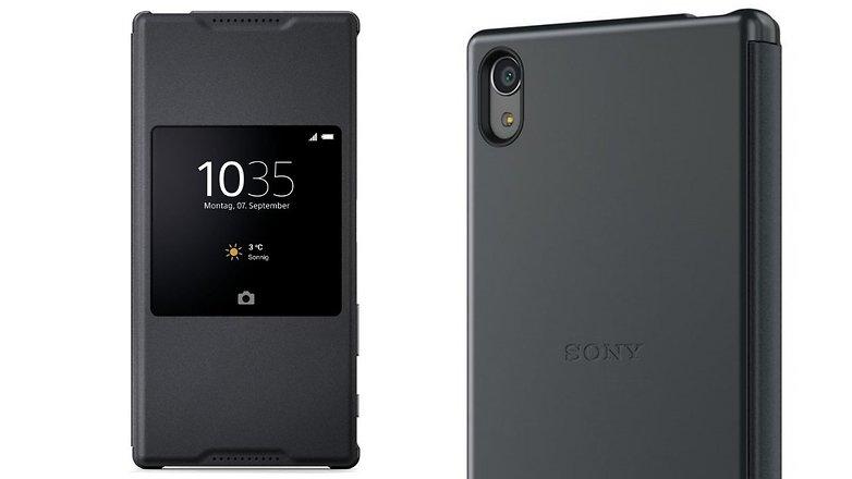 sony xperia z5 premium style cover
