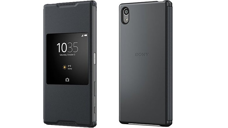 sony xperia z5 style cover