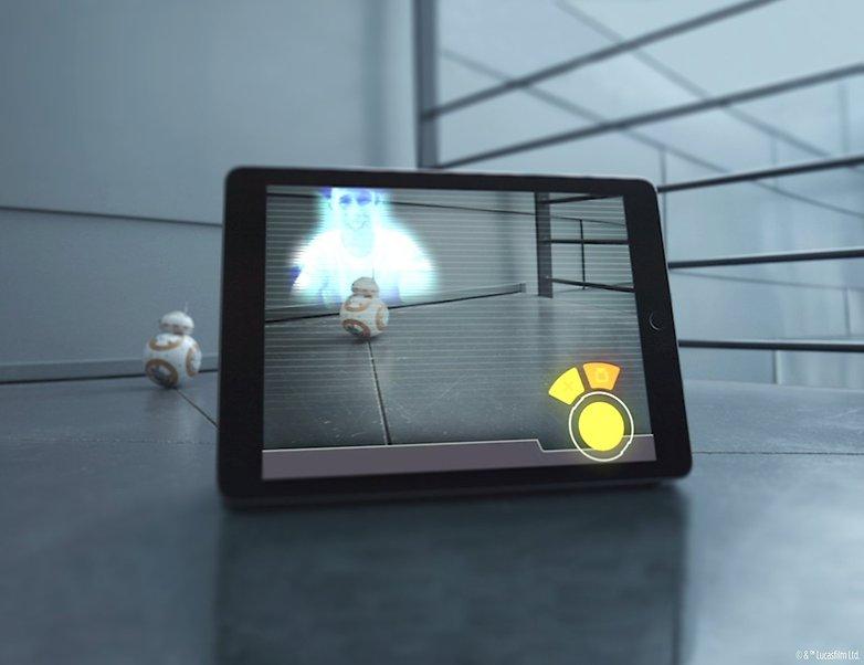 sphero bb 8 hologramm