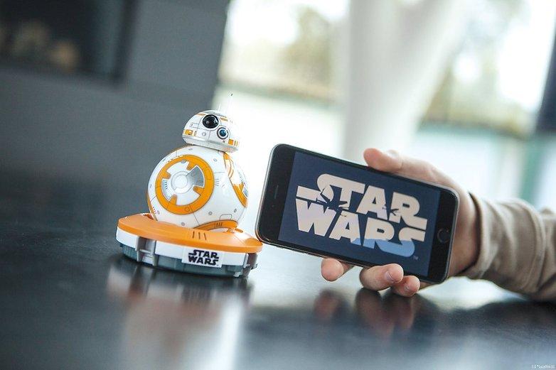sphero bb8 smartphone