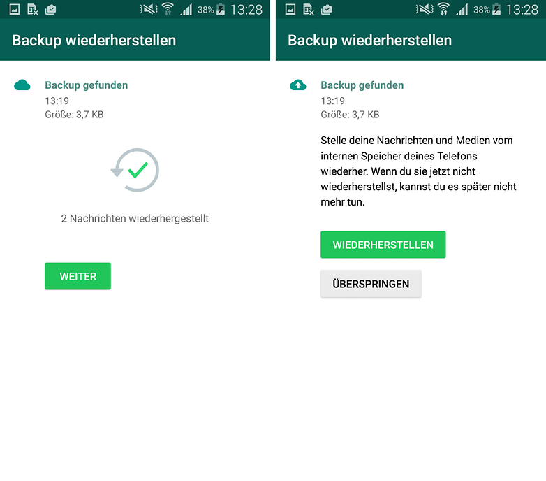 Iphone Whatsapp Backup Auf Android Übertragen
