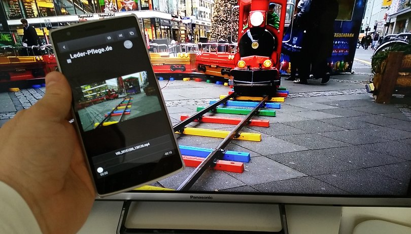 How to connect an Android smartphone to your TV | AndroidPIT