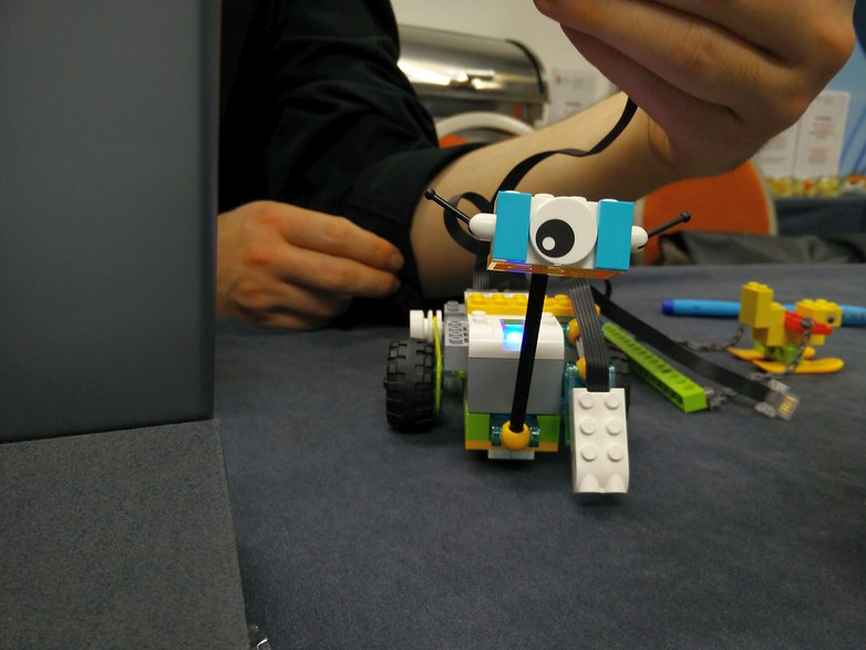 lego wedo 2 roboter workshop berlin