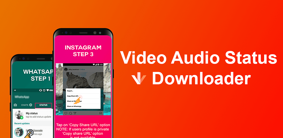 Facebook Downloader - Save instagram videos - Whatsapp