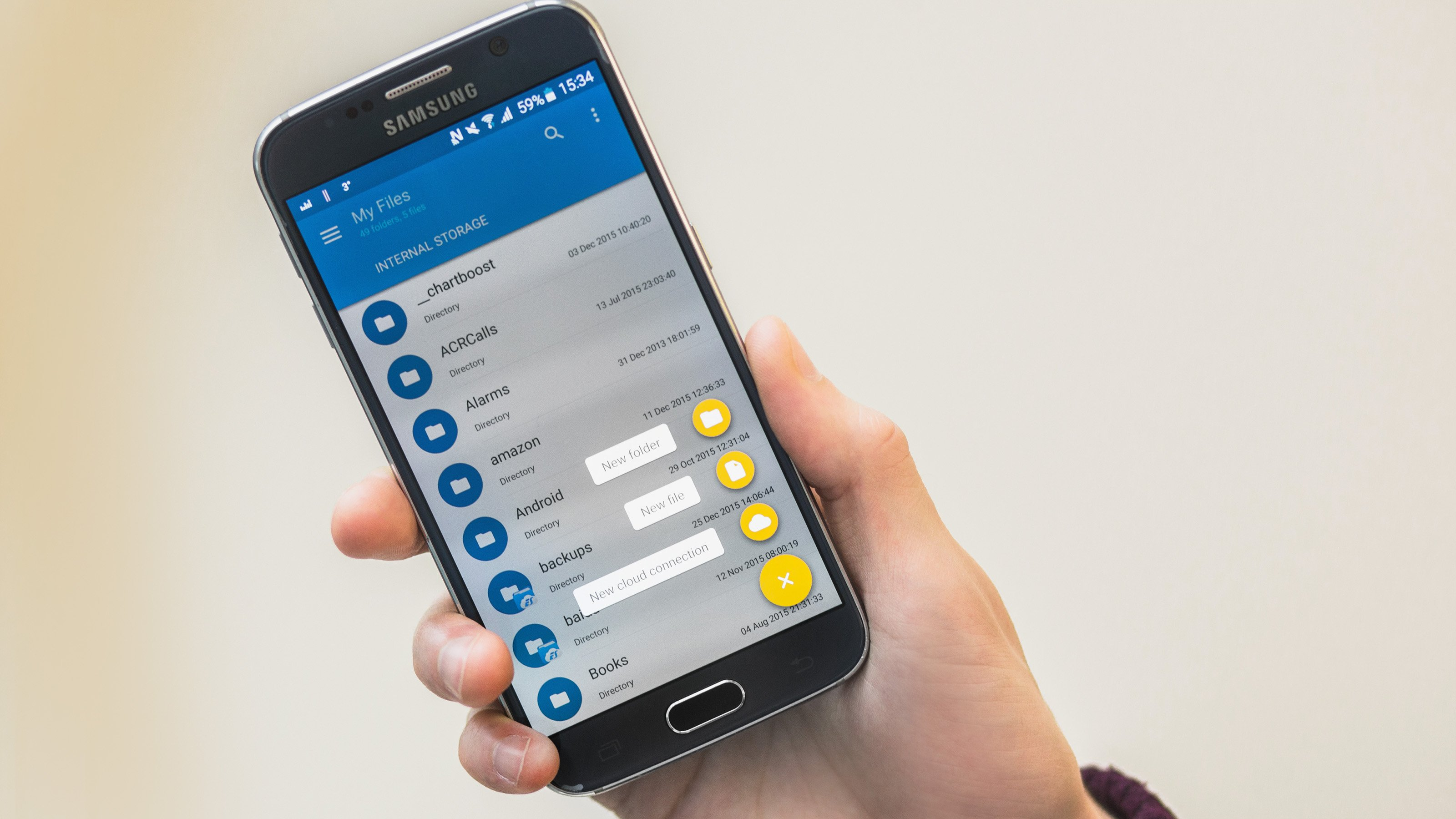 Android Bester Dateimanager