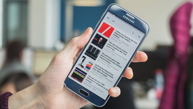 AndroidPIT news feedly