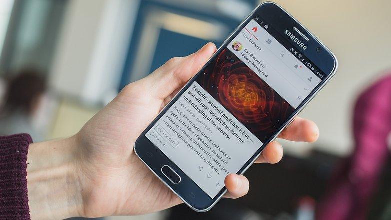 AndroidPIT news flipboard