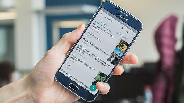 AndroidPIT news pocket