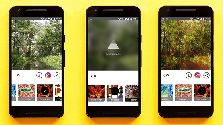 androidpit best image editing apps prisma 1