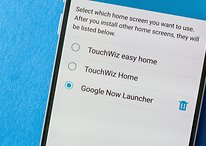 Goodbye Google Now Launcher, it's been real