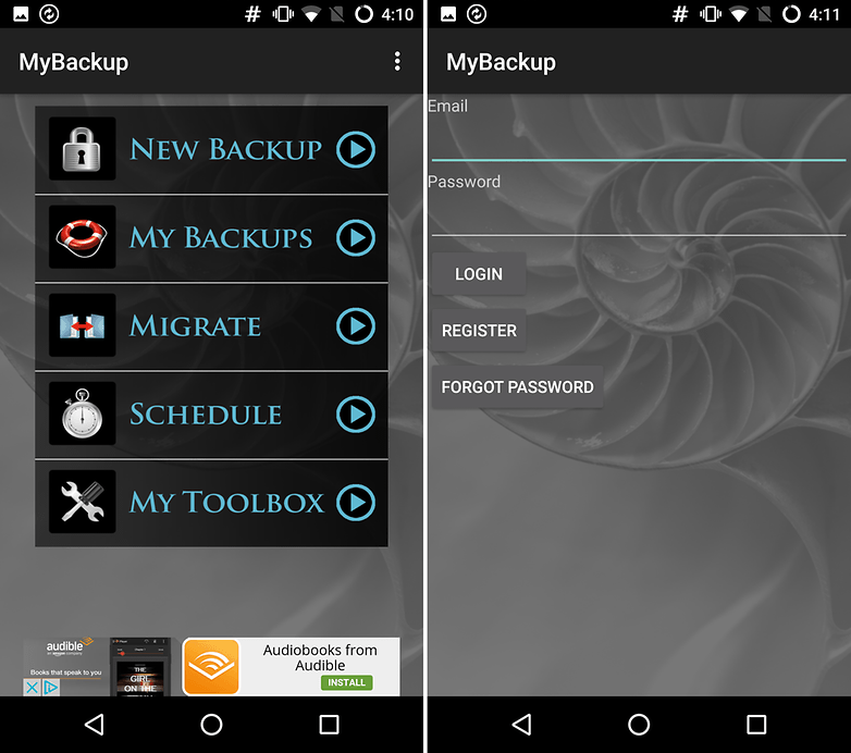 best backup apps mybackup