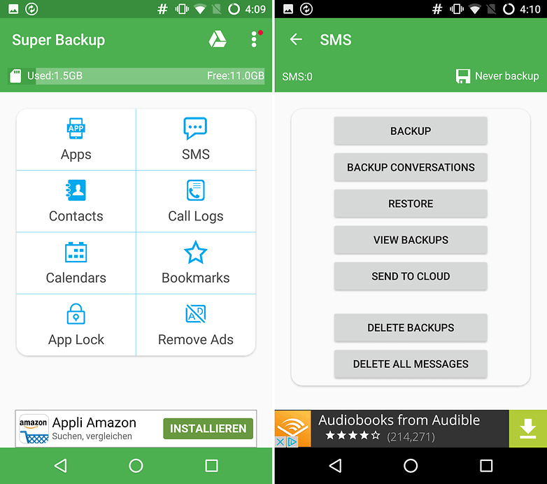 best backup apps super backup