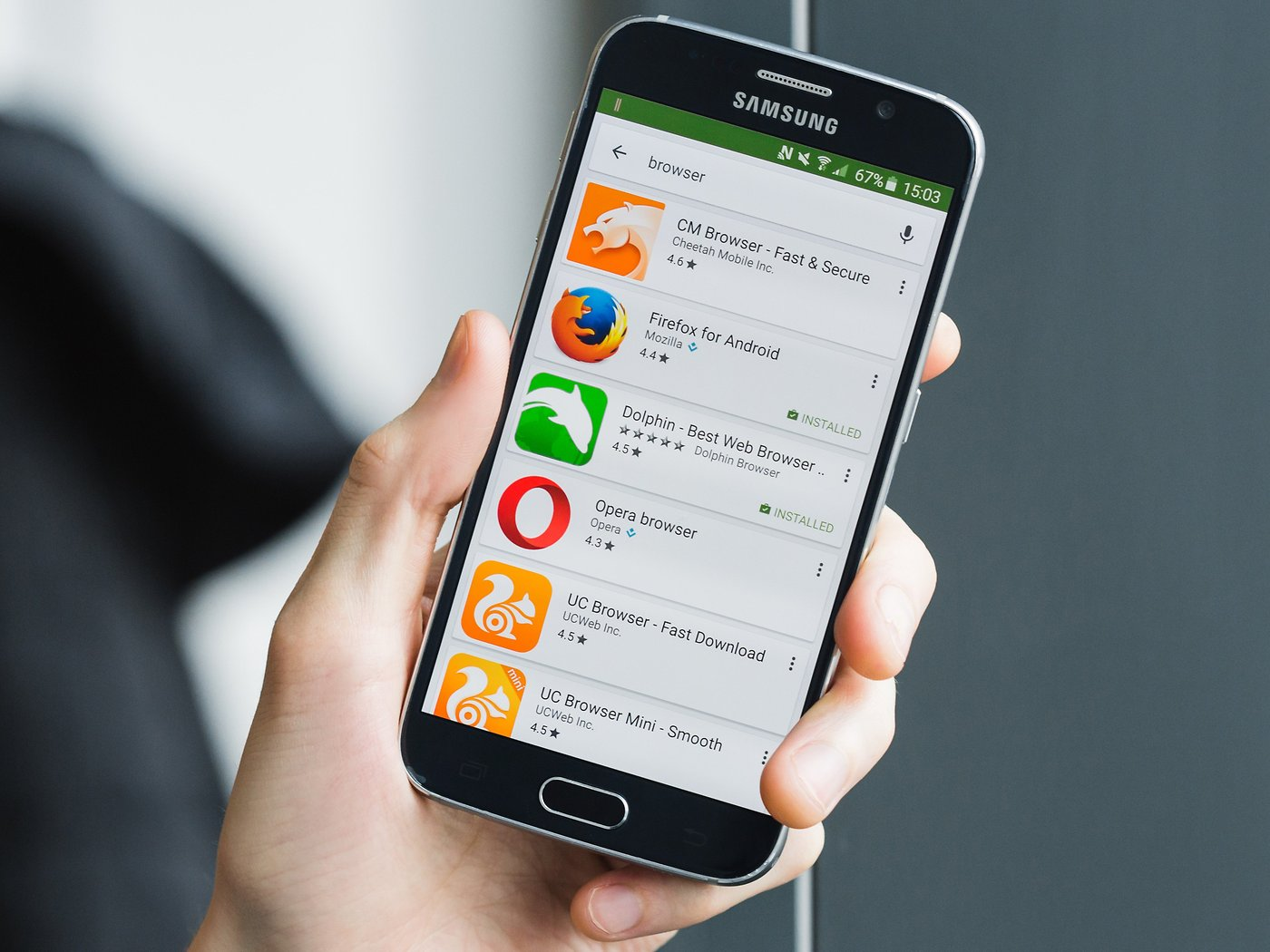 Best Android Browsers Surf The Web In Your Own Style AndroidPIT
