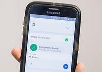 Por qué la gente utiliza su voz en WhatsApp pero no en Google Now