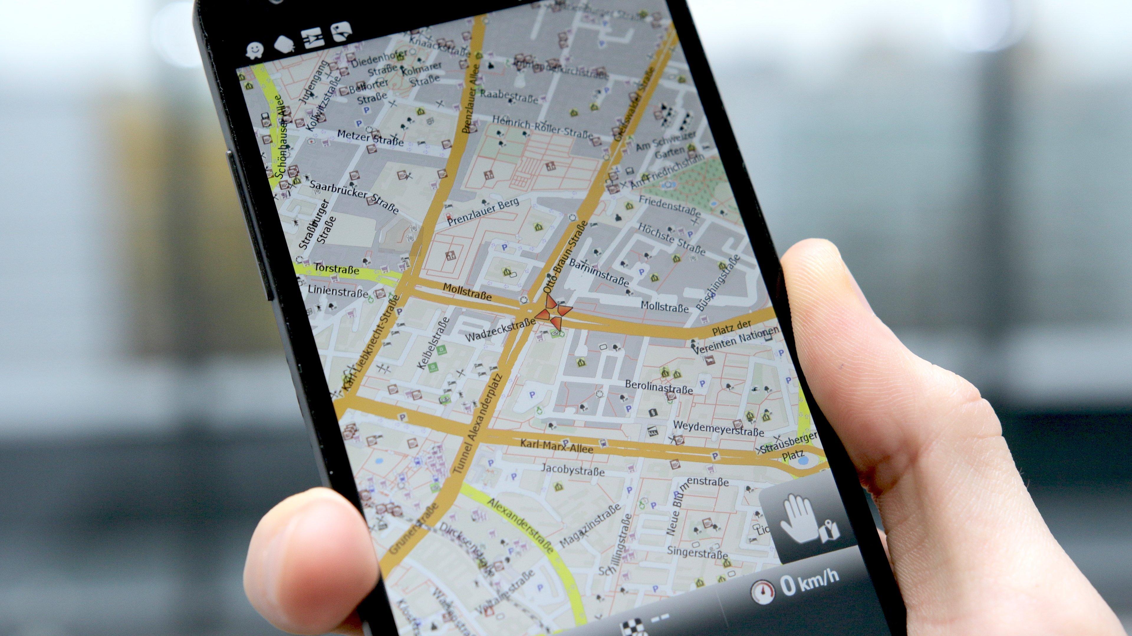 les meilleures applications d'aide à la conduite sur android