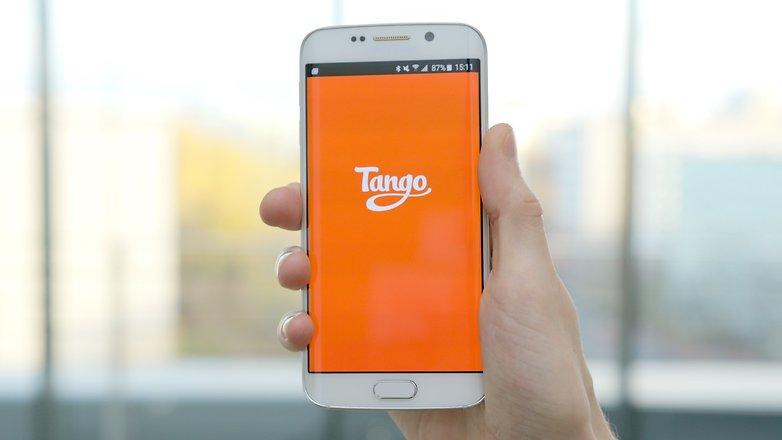 tango messenger app
