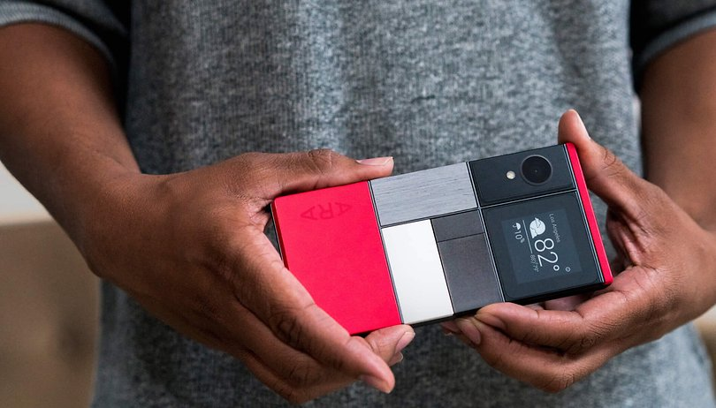 Project Ara denies everyone the modules they want