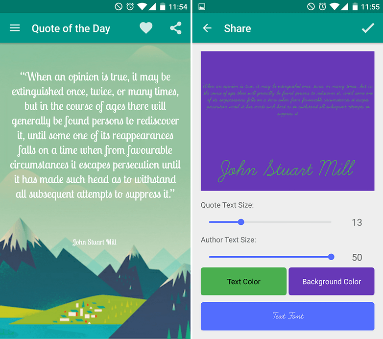 androidpit best apps for killing time quoter