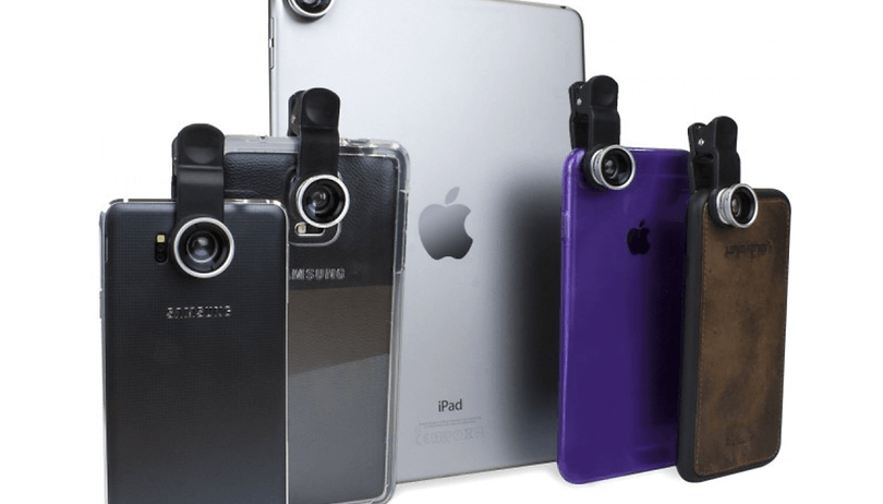 Deal: huge discount on 3-in-1 universal smartphone camera lenses