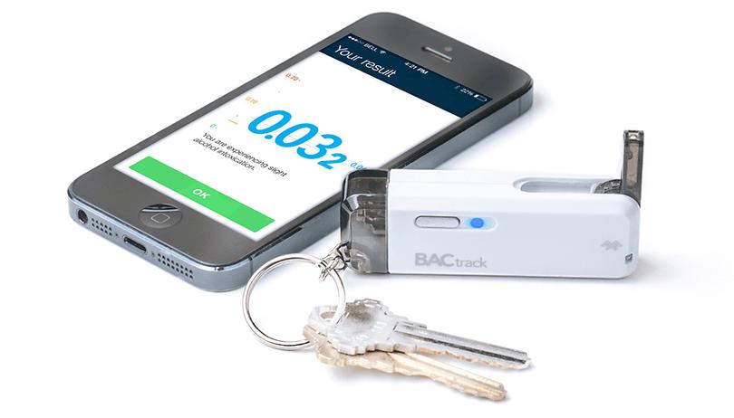 Deal: 20% off BACtrack Vio smartphone breathalyzer