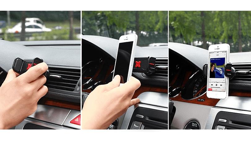 Deal: ExoMount Touch car air vent mount - 31% off