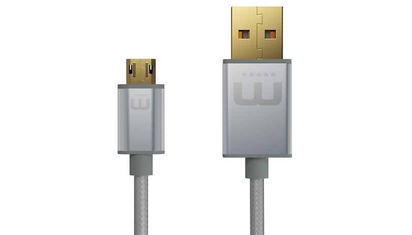 Deal: The world's first reversible micro USB cable - 25% off
