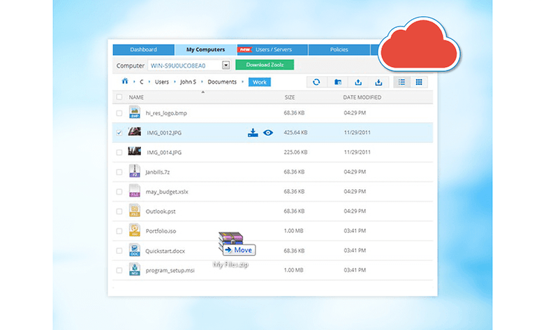 androidpit skyhub cloud backup deal 1