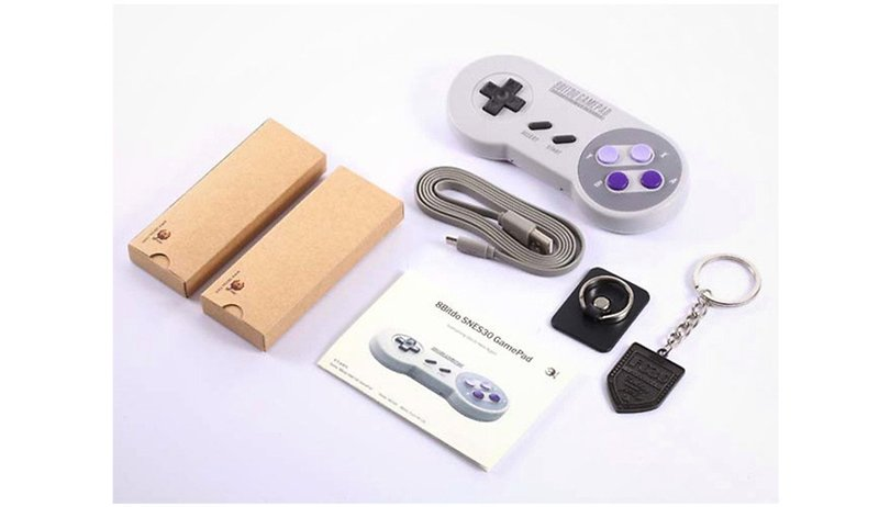 Deal: SNES30 Bluetooth game controller - only US$29.95