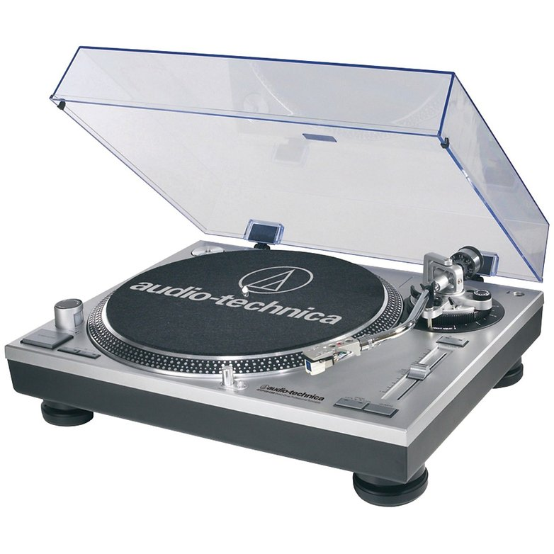 a t usb turntable