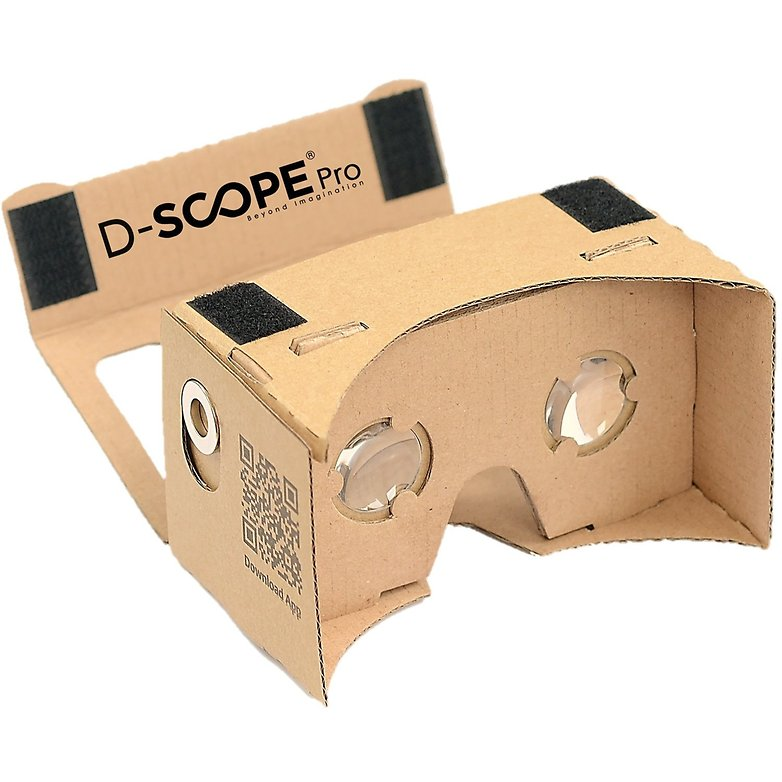 d scope