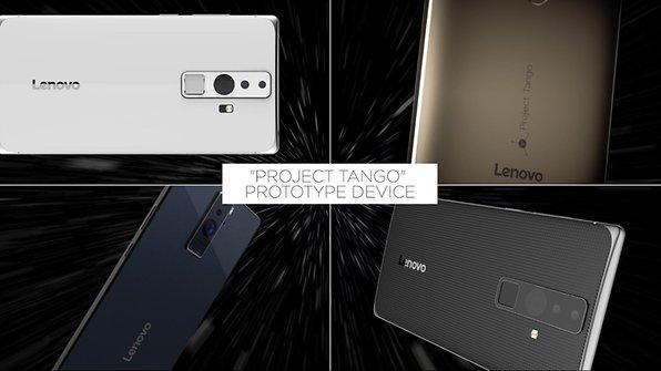 lenovo project tango smartphone 1