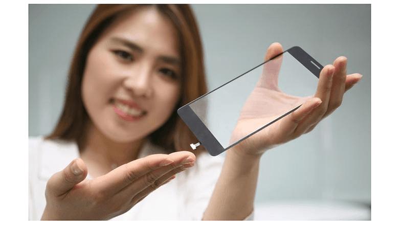 lg innotek fingerprint scanner lg g6
