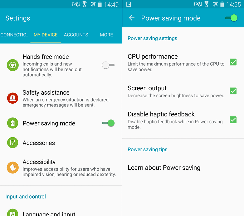 Galaxy S4 battery saving tips: 6 ways to increase your